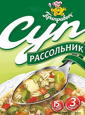 Суп «Приправыч» Рассольник, 60г