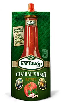 Кетчуп шашлычный «Балтимор», 260г