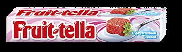 Жевательные конфеты клубничный йогурт, 41г