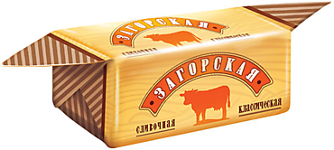 Конфеты «Загорская сливочная»