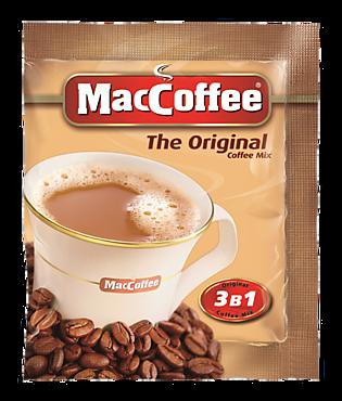 Кофе 3 в 1 «MacCoffee» растворимый, 16г