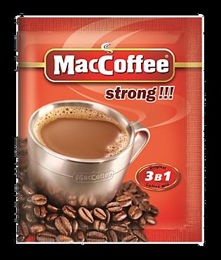 Кофе 3 в 1 «MacCoffee» Strong, 16г