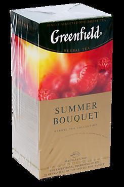 Чай травяной «Greenfield» Summer Bouquet, 25 пакетиков