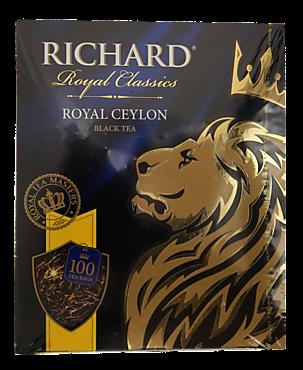 Чай черный «Richard» Royal Ceylon, 200г