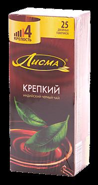 Чай черный «Лисма» Крепкий, 50г