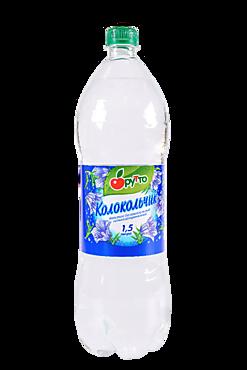 Безалкогольный сильногазированный напиток «Фрутто» Колокольчик, 1,5л