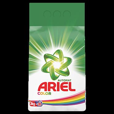 Стиральный порошок «Ariel» Color&Style, 3кг