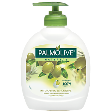 Жидкое мыло «Palmolive» Интенсивное увлажнение, 300мл