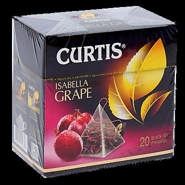 Чай черный «Curtis» Isabella Grape, 34г