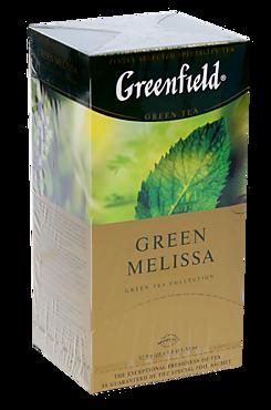 Чай «Greenfield» Green Melissa, 37г