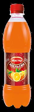 Лимонад Апельсин «Мастер», 500мл