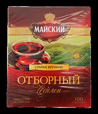 Чай черный «Майский» Отборный, 200г