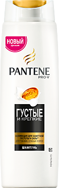 Шампунь «Pantene» для тонких и ослабленных волос, 200мл