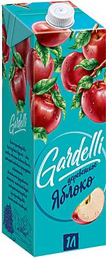 «Gardelli», нектар «Деревенское яблоко»