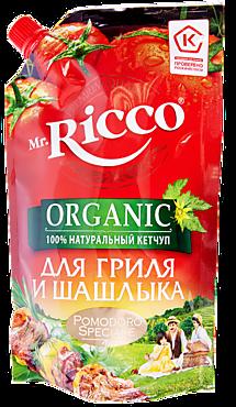 Кетчуп «Mr. Ricco» Для гриля и шашлыка Органик, 350г