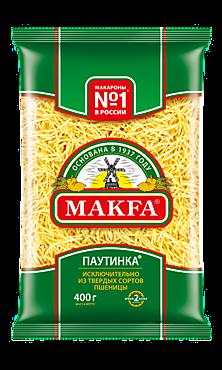 Макаронные изделия «Makfa» Вермишель, 400г