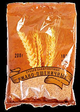 Сухари панировочные ржано-пшеничные, 200г