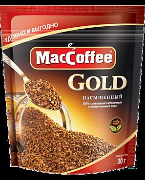 Кофе «MacCoffee» Голд, 30г