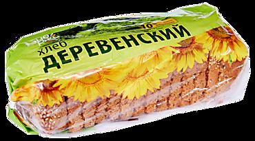 Хлеб «Деревенский» «Восход» в нарезке, 350г
