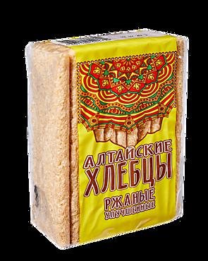 Хлебцы «Алтайские» ржаные, 75г