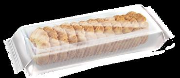 Печенье «Курабье» с вишневым джемом, 180г
