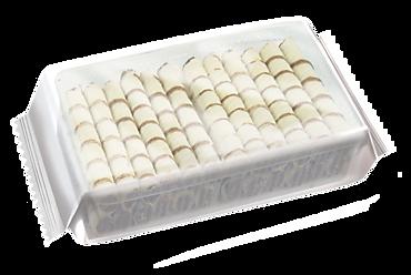 Трубочки вафельные «Лесной орех», 190г