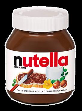 Паста шоколадная «Nutella», 180г