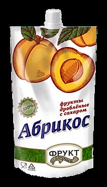 Абрикосы дробленые с сахаром «Сава», 280г