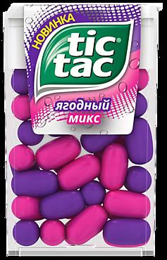 Драже «Tic Tac» Ягодный микс, 16г