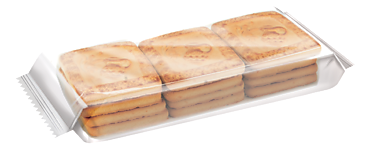 Печенье сахарное «Деревенские сливки», 160г