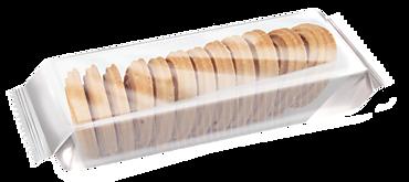 Печенье сдобное «Ванильное кольцо», 180г
