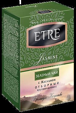 Чай «Etre» зеленый с жасмином, 100г