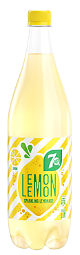 Напиток газированный «7UP» Лемон Лемон, 1л