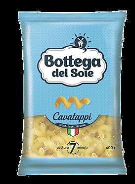 Макароны «Bottega del Sole» Витки, 400г
