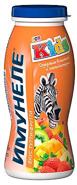 Напиток «Имунеле for Kids» тути-фрутти, 100г