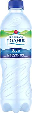 Минеральная вода «Калинов Родник» газированная, 500мл
