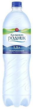 Минеральная вода «Калинов Родник» газированная, 1,5л