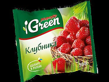 Клубника «Морозко Green», 300г