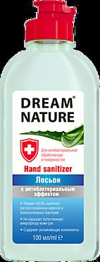 Лосьон для рук «Dream Nature» с антибактериальным эффектом, 100мл