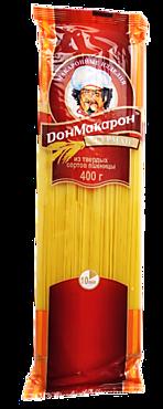 Спагетти «Дон Макарон», 400г