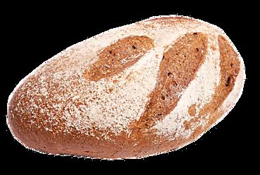 Хлеб пшенично-ржаной Деревенский, 380г