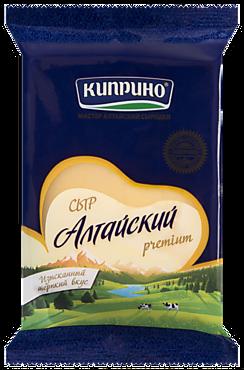Сыр 50% «Киприно» Алтайский, 200г