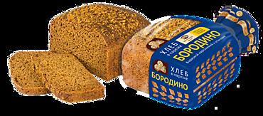 Хлеб «Русский хлеб» «Бородино» в нарезке, 300г