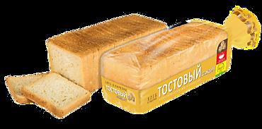 Хлеб «Русский хлеб» «Стандарт» тостовый, в нарезке, 350г