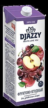 Сок «Djazzy» фруктово-ягодный, 1л