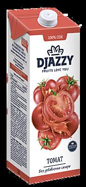 Сок «Djazzy» томатный, с мякотью, 1л