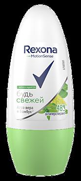 Дезодорант-ролл «Rexona» Алое вера, 50мл