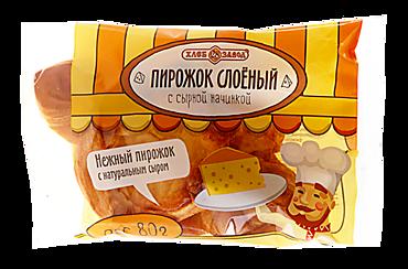 Пирожок с сыром, 80г