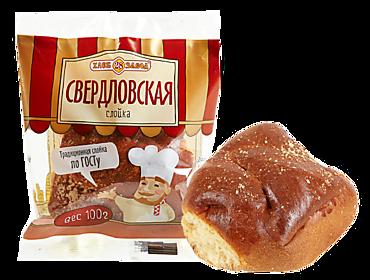 Слойка Свердловская, 100г