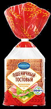 Хлеб тостовый пшеничный «Коломенское» половинка в нарезке, 320г